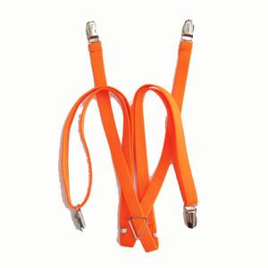 """Orange 1/2""""x48"""" Suspenders 898-0"""