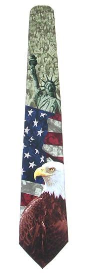Liberty Silk Men's Tie 10861-0