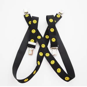 Smiley Faces Suspenders 2058-0