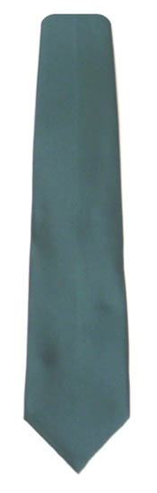 Hunter Green Solid Men's Tie 9945-0