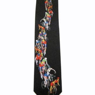 Bike Racing Bicycle Men's Tie 4143-0
