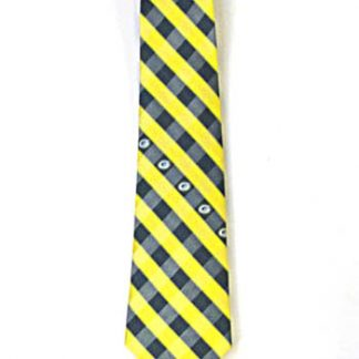 NFL Green Bay Packers Plaid Men's Tie 2409-0