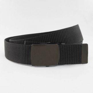 Black Web Belt 5726-0