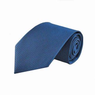 Blue Tone on Tone Stripe Men's Tie 11121-0