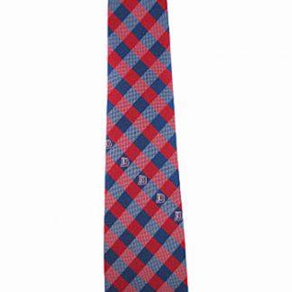 Dixie State Checker Men's Tie 3463-0