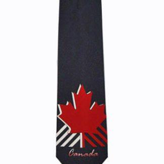 Canadian Flag Men's Tie 7525-0