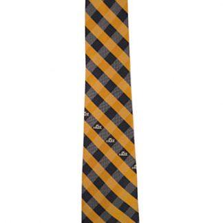 NBA Utah Jazz Checker Men's Tie 1557-0