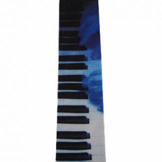 Piano Keyboard Men's Tie 1671-0