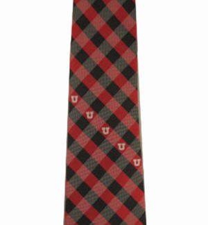 University of Utah Criss Cross Men's Tie 3105-0
