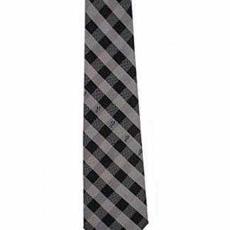 NBA San Antonio Spurs Checker Men's Tie 4477-0