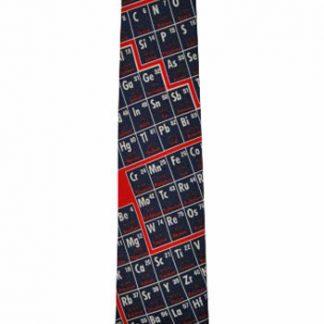Periodic Table Men's Tie 5867-0