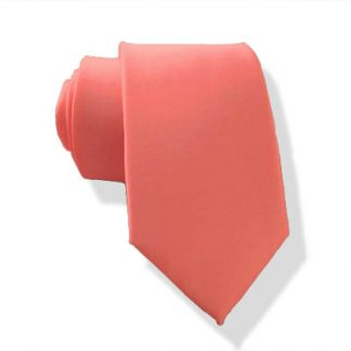 "49"" Boy's Salmon Self Tie 10891"