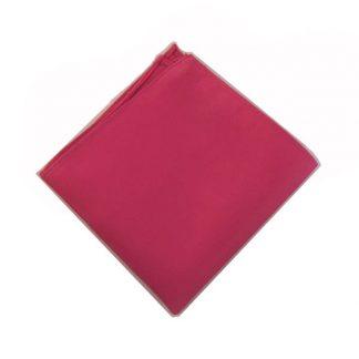 Fuchsia Pocket Square