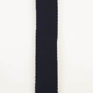 Navy Solid Knit Men's Tie 1118-0