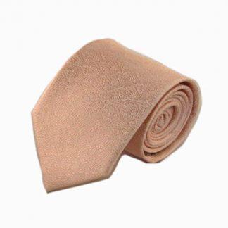 Light Coral Tone on Tone Texture Men's Tie 3830-0