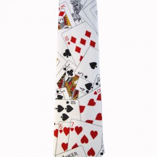 Playing Cards Men's Tie 3211-0