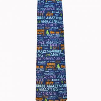Amazing Grace Men's Tie 4876-0