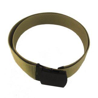 Khaki Web Belt 9975