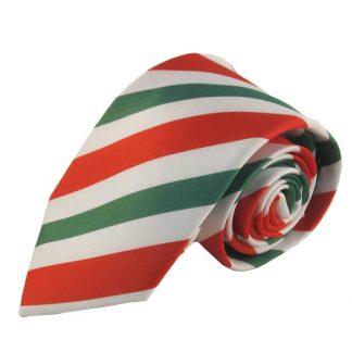 "49"" Candy Cane Boy's Tie 9680"