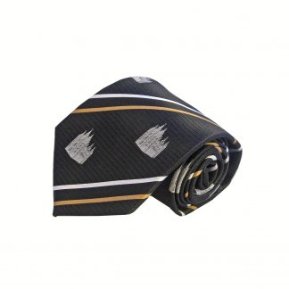 Salt Lake City Temple Black Men's Tie