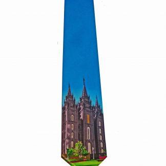 Salt Lake City Temple Men's Tie