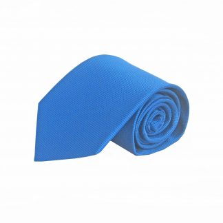 Royal Blue Solid Tone on Tone Small Squares Men's Tie 7908-0