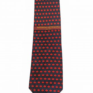 Canada Maple Leaf Silk Men's Tie 2069-0